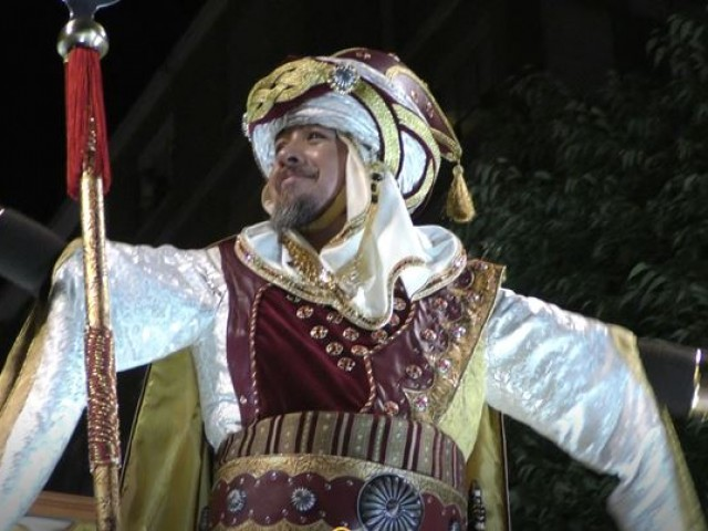 Capità Moro Filà Kabilenyos, Santiago Prats / AM