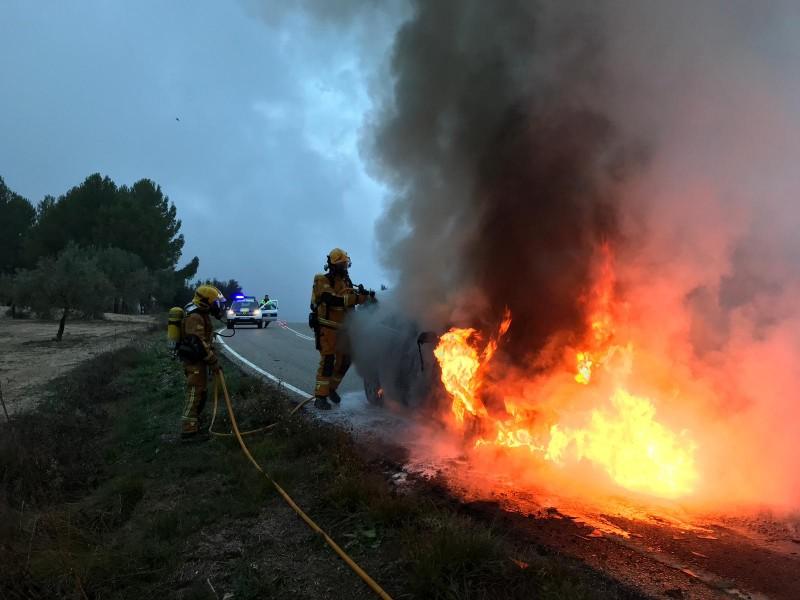 Imatge del foc