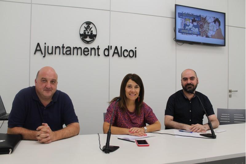 Tomás Tomás, Lorena Zamorano i Álex Cerro