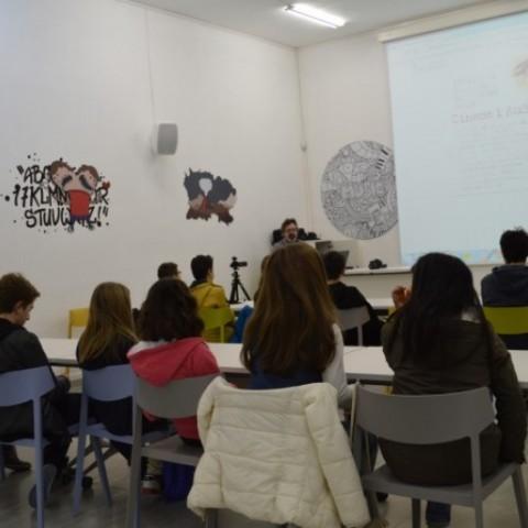 Una de les activitats organitzades al CCJ.