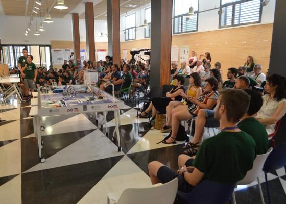 Finalitza el VI 'CampusTec' del Campus d'Alcoi de la UPV
