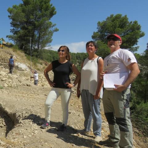 Excavacions Castellar / Ajuntament d'Alcoi