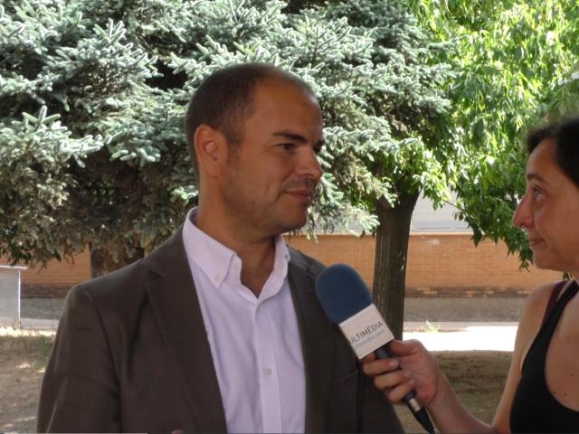 """FernandoSansaloni, director de l'IES Cotes Baixes: """"Tenim un professorat preparat i motivat"""""""
