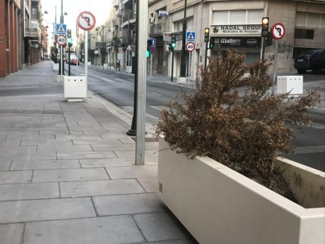 El PP critica el mobiliari i manteniment de les instal·lacions d'Entença