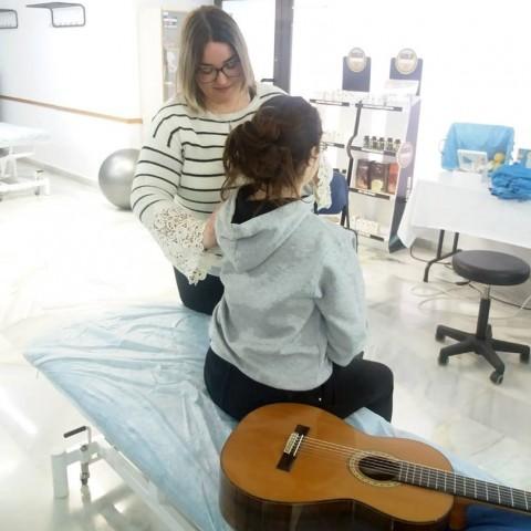 Fisioterapia de la música