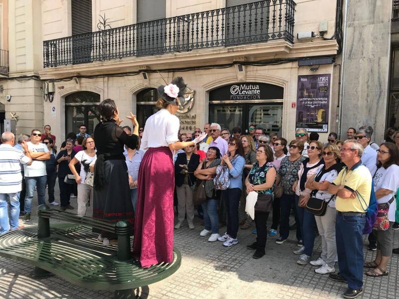 Fundació Mutua Levante / Visita Turística Alcoi