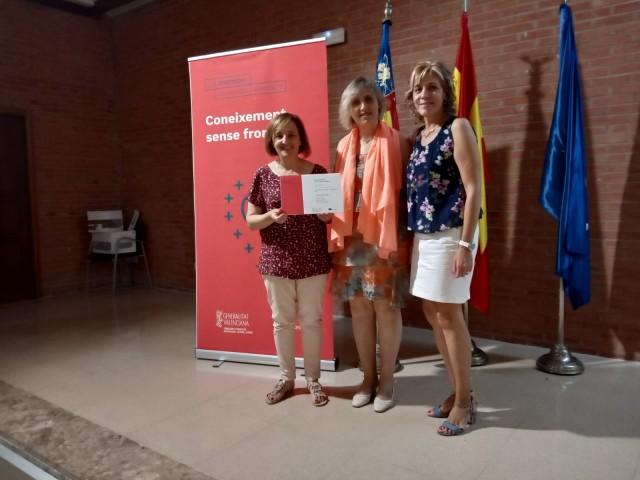 El Col·legi Esclaves SCJ Alcoi reconegut pel seu treball en projectes d'Erasmus+