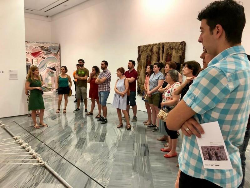 Exposició a l'IVAM CADA Alcoi.