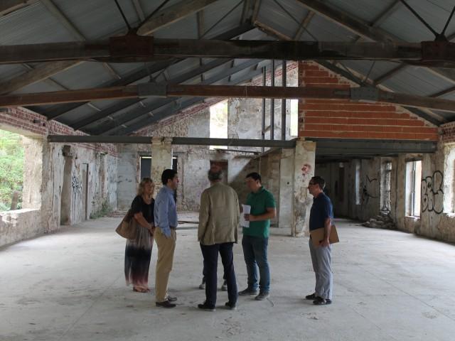 Visita al Molinar / Ajuntament d'Alcoi