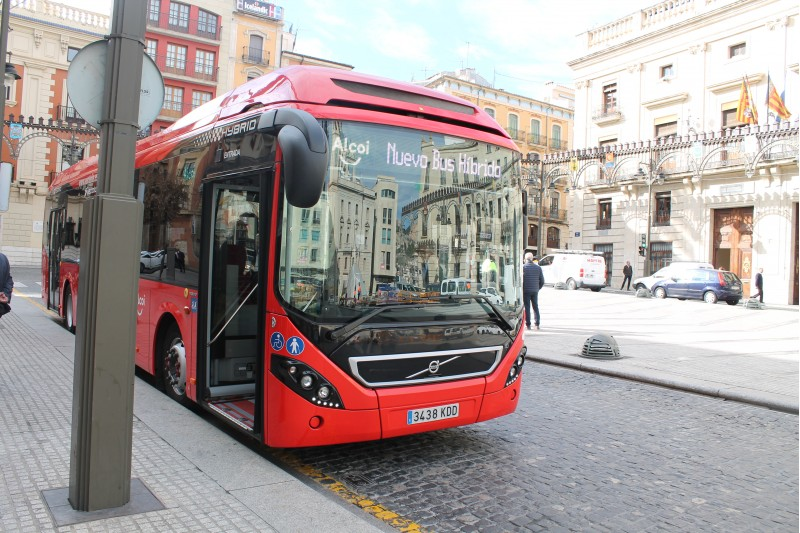 Autobús urbà d'Alcoi / AM