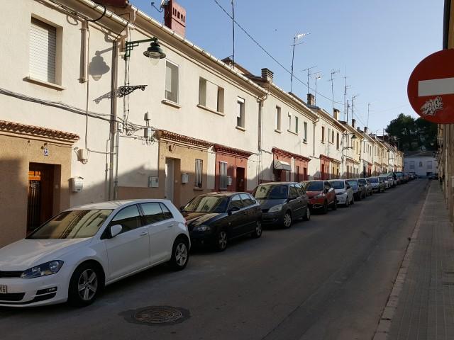 L'Ajuntament també contempla la conversió d'algun carrer del barri en zona per a ús exclusiu de viananats.