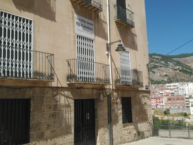 Façana de les actuals instal·lacions, al carrer Ambaixador Irles.