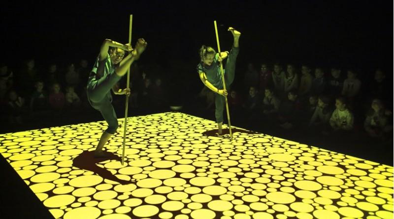 Espectacle 'Lù', guardonat amb el premi en la categoria de públic infantil-familiar.