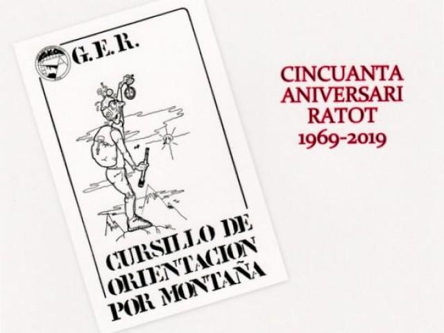 El Club Excursionista Ratot organitza un curs d'orientació per a commemorar el seu 50 aniversari