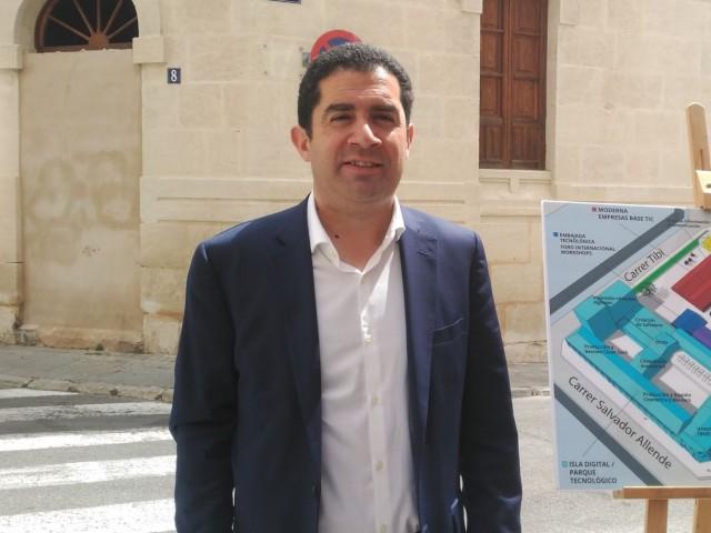 Toni Francés és el candidat proposat per la direcció provincial del PSPV.