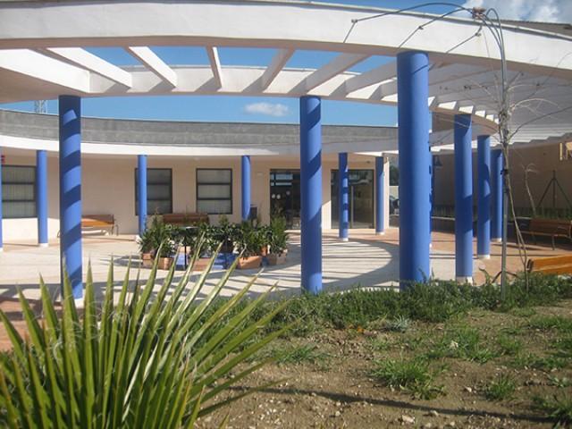 El centre de dia d'AFA Muro.