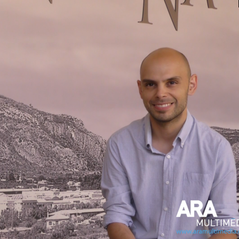 Iván Jover, regidor de cultura / AM