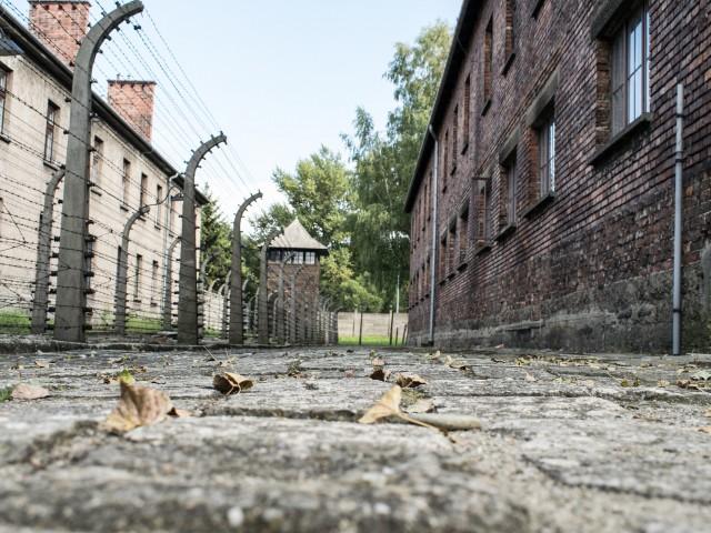 Camp de concentració d'Auschwitz.