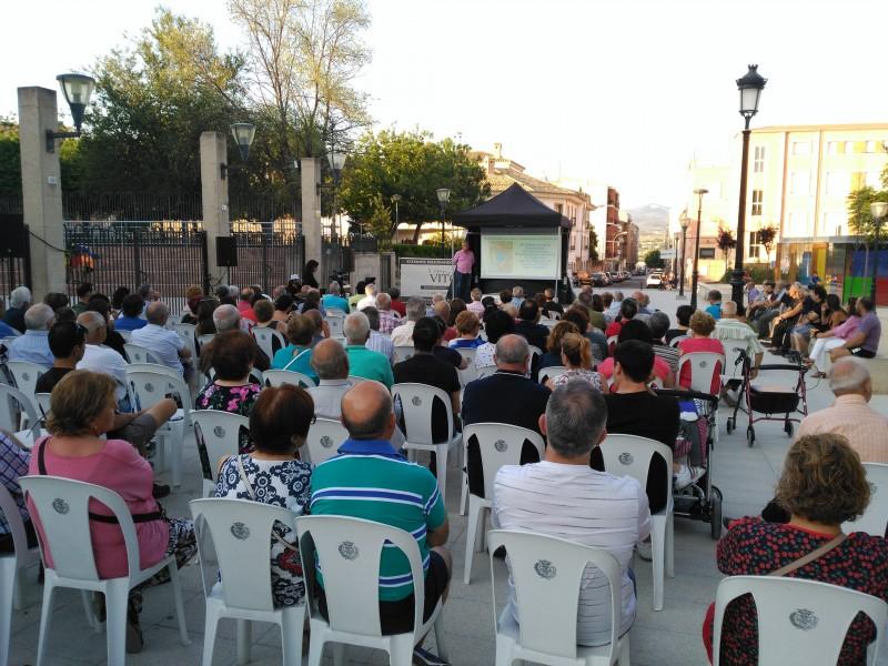 Reunió a Castalla / Ajuntament