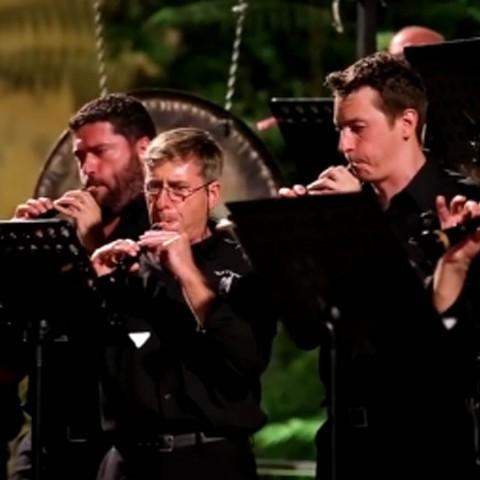 La música arriba al XVI Concert de Festes de Cocentaina