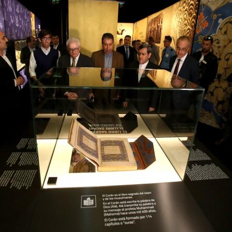 El MARQ serà el primer museu espanyol en exposar a Iran