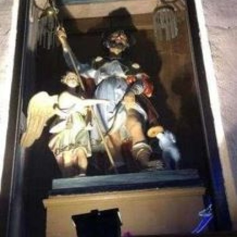 Sant Roc, els Piló i els Moixino