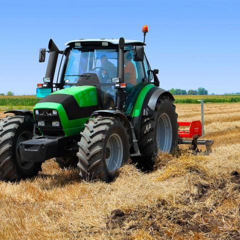 Tractor. Imatge genèrica via GVA