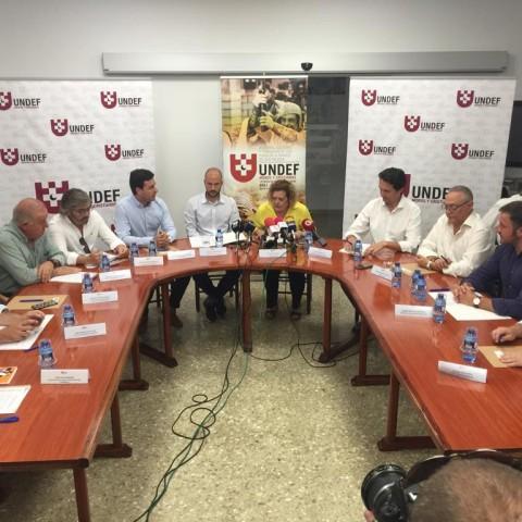 Reunió a l'UNDEF / AM