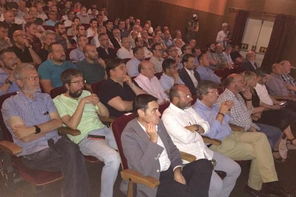 Fernando Rius de la Filà Chano serà el Sant Jordiet del 2020