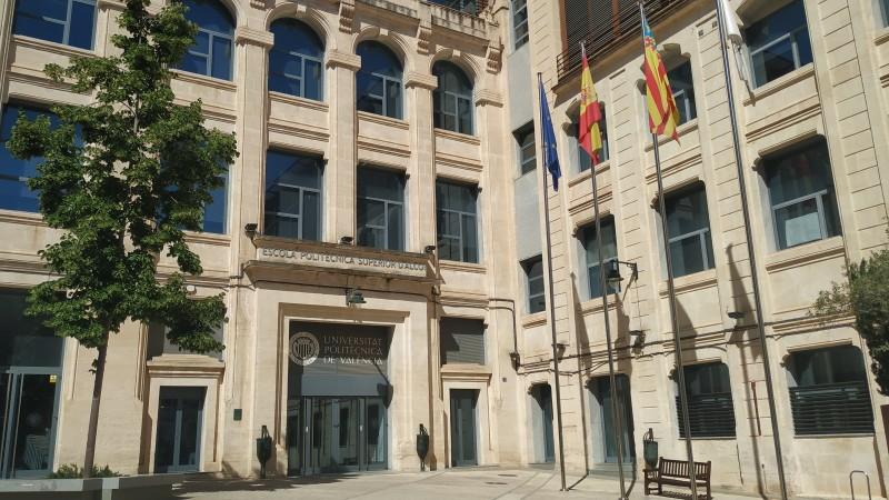 Campus d'Alcoi de la UPV.