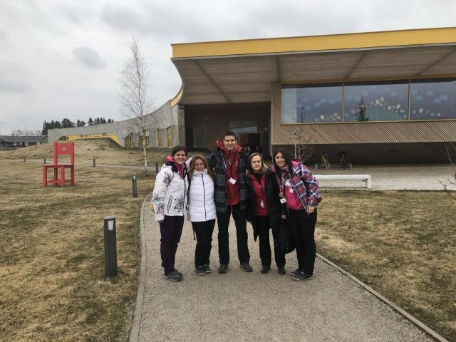 Horta Major viatja a Estònia per a importar idees educatives