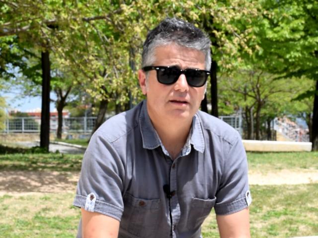 Jesús Lara, l'aportació cultural i mediambiental en la candidatura de Podem Alcoi