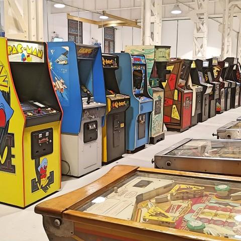 Obri a Ibi el primer gran museu del videojoc d'Espanya