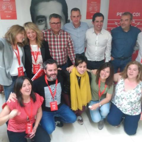 El Partit Socialista guanya les eleccions amb 12 regidors i es queda a les portes de la majoria absoluta