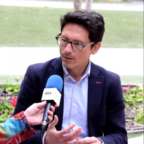 """QuiqueRuiz, alcaldable PP d'Alcoi: """"És el moment de creure en noves persones i en un projecte de mesures concretes"""""""