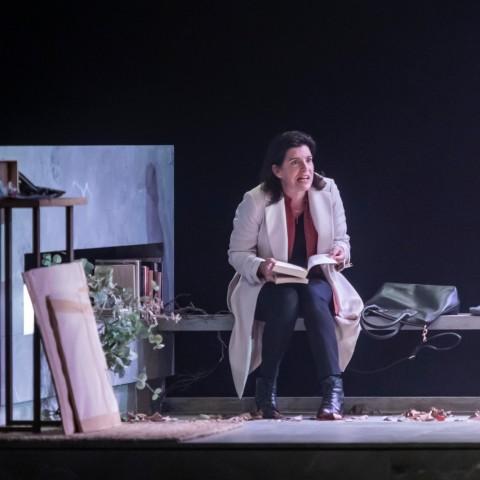 imatge d'arxiu d'una obra de la Mostra de Teatre