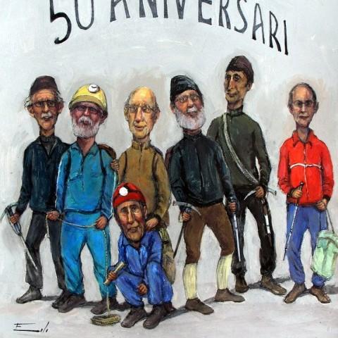 El Grup Excursionista Ratotcompleix 50 anys