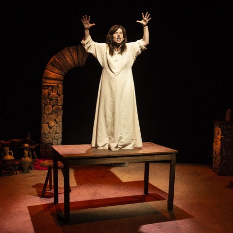 """El Testament de Maria"", el nou espectacle de La Dependent"