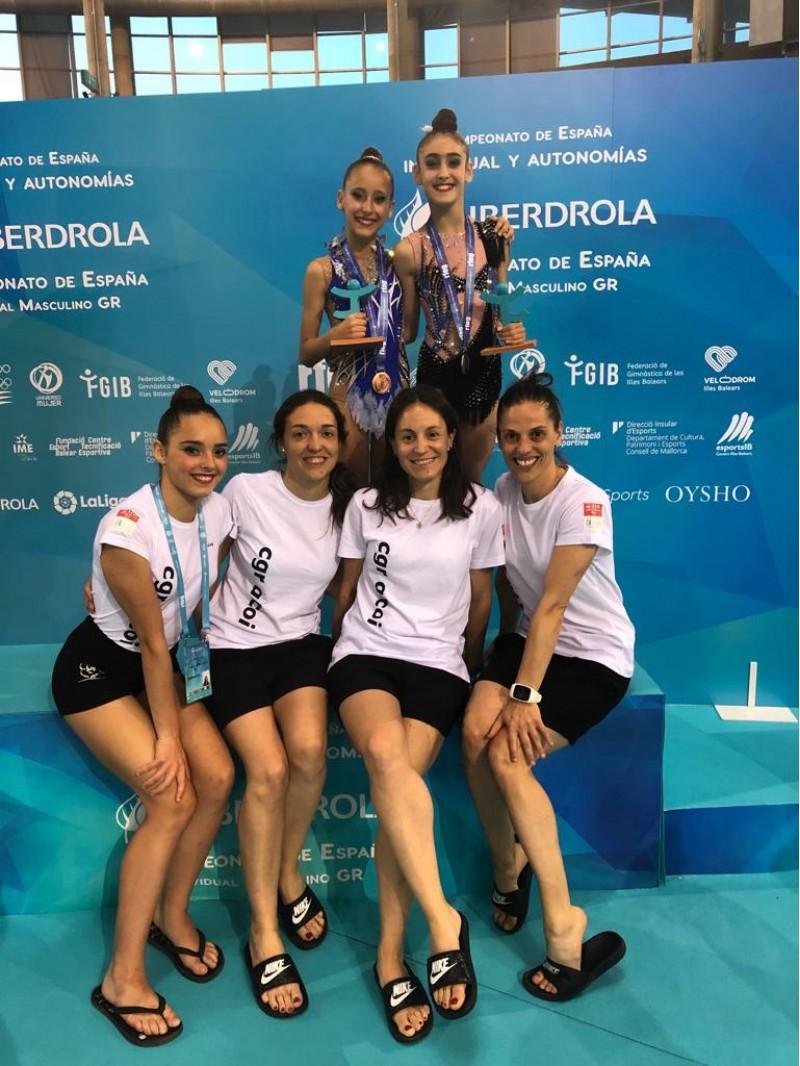 Entrenadores i Gimnastes / CGR Alcoi