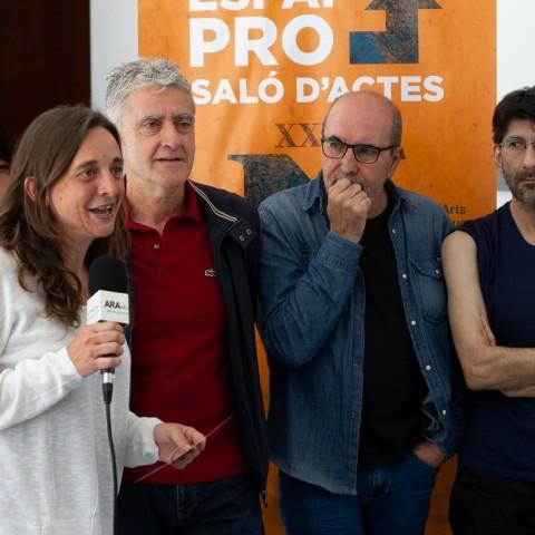 Jordi Botella, Juli Cantó iOrfeoSoler ens porten 'Segària' fins a la Mostra de Teatre d'Alcoi