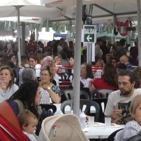 Zona gastronòmica de la Fira / AM