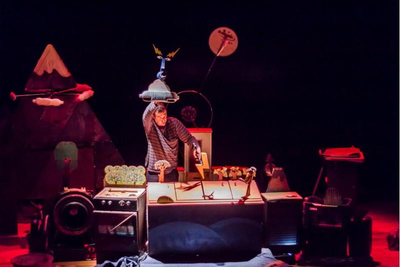 El Rei Mides i les Metamorfosis. Mostra de Teatre 2018 / Facebook