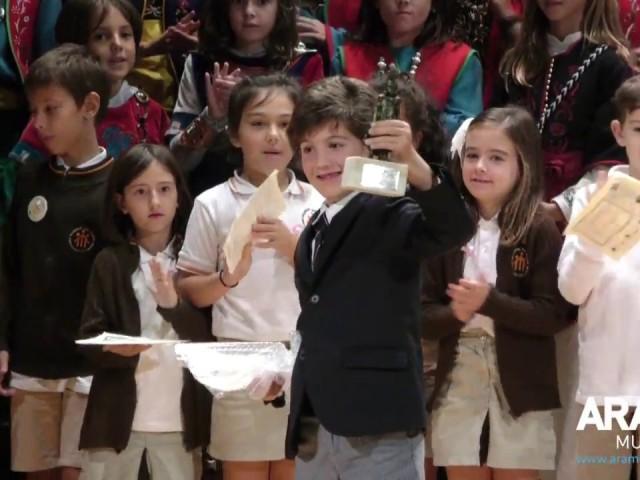Elecció del Sant Jordiet 2019/ AM