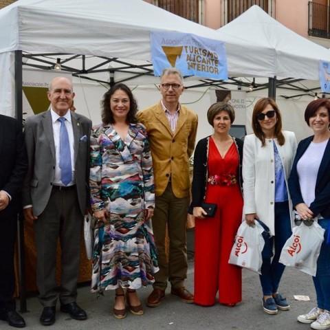 L'Associació Provincial Turisme Alacant Interior participena laFira de Sant Isidre a Castalla