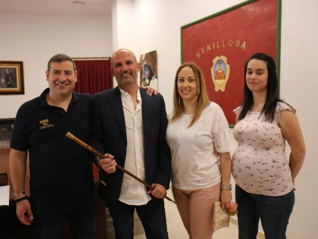 El socialista SaülJordá, nou alcalde de Benilloba amb el suport del PP