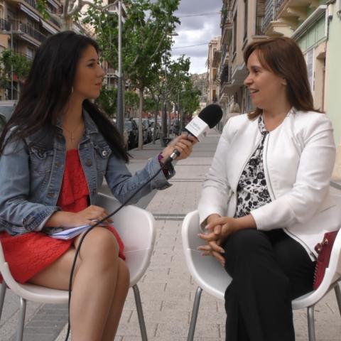 Parlem amb Isabel López, alcaldable del PSOE en Xixona