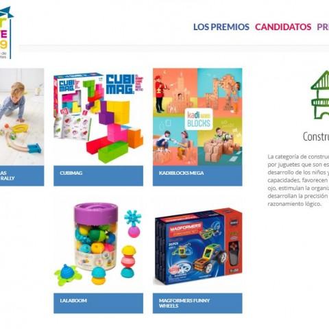L'Associació Espanyola de Fabricants de Joguetstriarà els millors joguets de l'any