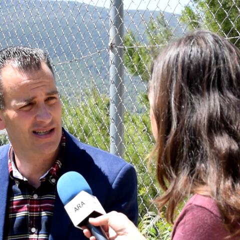 """AlbertoBelda ens parla d'educació """"Volem consolidar un projecte molt positiu per a la ciutat"""""""
