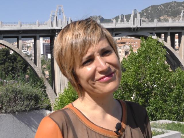 Elisa Guillem, número 2 de Compromís Alcoi, aposta per la Cultura com a motor econòmic