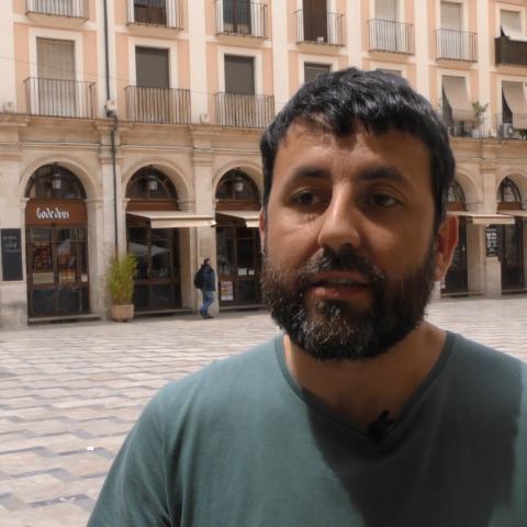 """Guanyar Alcoi reclama aparcaments dissuasoris """"de veritat"""" i no solars habilitats al centre"""